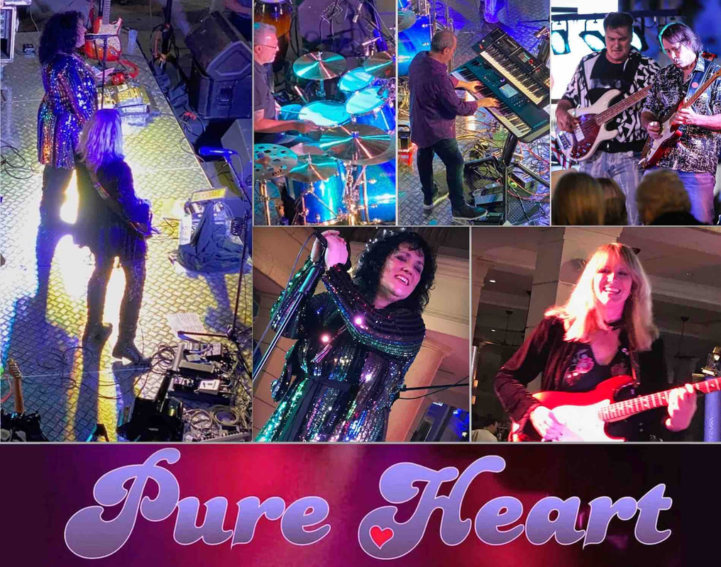 Tribute to the band Heart